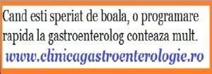 Cabinet privat de gastroenterologie hepatologie in Bucuresti