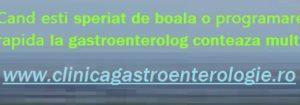 Cabinet de gastroenterologie, sector 2 Bucuresti