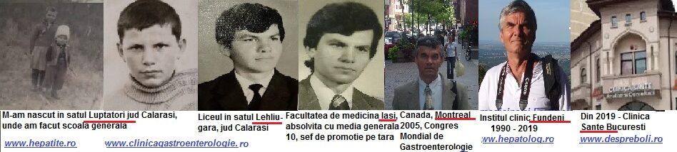Cabinet privat de  gastroenterologie  si hepatologie in Bucuresti