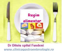 Regimul alimentar in operatiile de colon